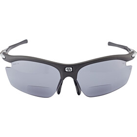 Rudy Project Rydon Readers +1.5 dpt Brille matte black / smoke black